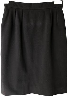 Christian Dior Black Skirt for Women Vintage