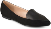 Journee Collection Black Kinley Loafer