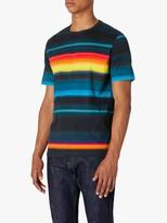 Paul Smith Stripe T-Shirt, Multi Stripe