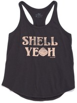 O'Neill Girl's Shell Yeah Graphic Tank