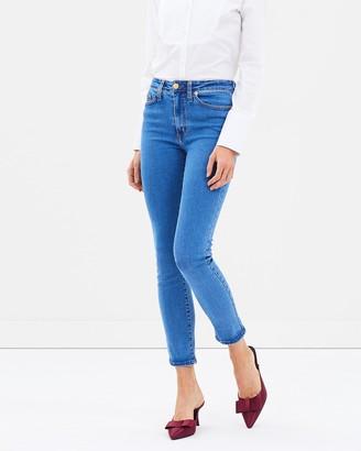 Elvie & Leo The 7/8 Skinny Jeans