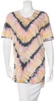 Raquel Allegra Tie-Dye Short Sleeve T-Shirt