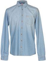 Sun 68 Denim shirts - Item 42595651