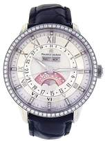 Maurice Lacroix Masterpiece MP6428-SD501-17E Stainless Steel / Leather Automatic 40mm Mens Watch