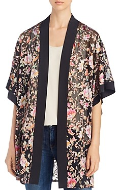 Daniel Rainn Floral Kimono