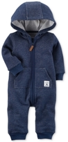 Carter's Hooded Raccoon Coverall, Baby Boys (0-24 months)