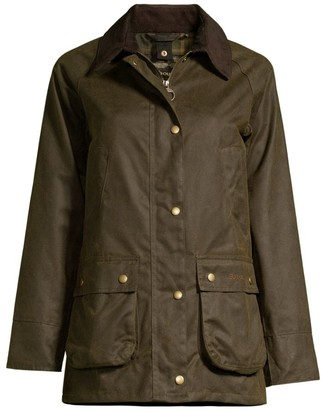 Barbour Acorn Wax Cotton Jacket