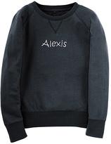 Princess Linens Smoke Personalized Sweatshirt - Toddler & Girls