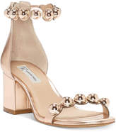 INC International Concepts I.N.C. Women's Haili Two-Piece Dress Sandals, Created for Macy's