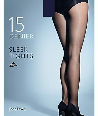 d43773769 John Lewis   Partners 15 Denier Sleek Tights