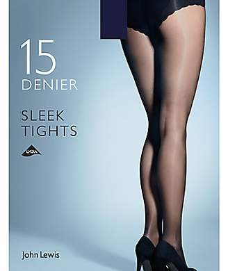 John Lewis & Partners 15 Denier Sleek Tights, Pack of 1