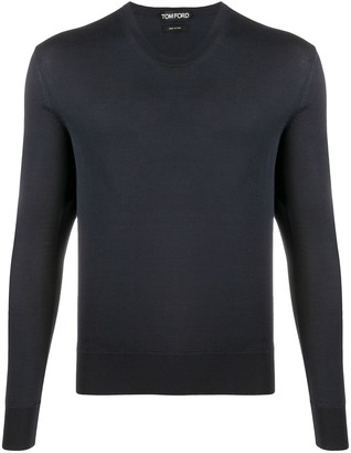 Tom Ford Scoop-Neck Sweater