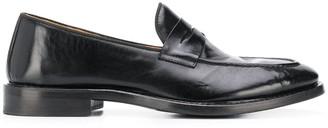 Alberto Fasciani Edison low heel loafers