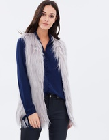 Fur Play Vest