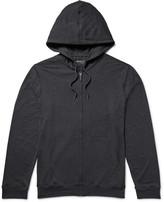 Derek Rose - Marlowe Stretch Micro Modal Jersey Zip-up Hoodie