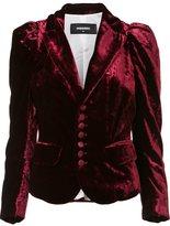 DSQUARED2 raised shoulder jacket