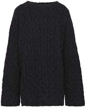 Mansur Gavriel Cable-knit Cashmere Sweater