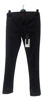 Barbara Bui Blue Cotton Jeans