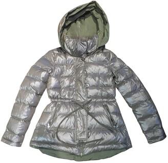 Patrizia Pepe Khaki Coat for Women