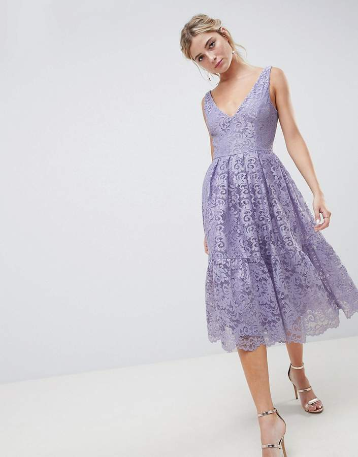 b8a5210f73 Asos Purple Prom Dresses - ShopStyle