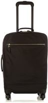 Paul Smith Web-trimmed soft trolley suitcase