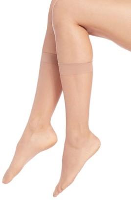Donna Karan Knee Highs Nylons