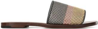 Madison.Maison 15mm Striped Sandals