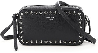 Jimmy Choo Hale Star Studs Camera Bag