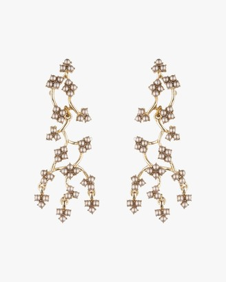 Lulu Frost Jackie Drop Earrings