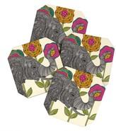 DENY Designs Valentina Ramos Aaron Coasters - Set of 4