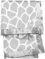 Little Giraffe Grey Giraffe Blanket