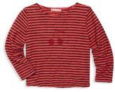 Bonpoint Little Girl's & Girl's Mariniere Ceris Cotton Top