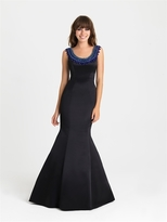Madison James - 16-317 Dress in Black