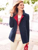 Talbots Military-Inspired Jacket
