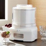 Crate & Barrel Cuisinart ® Ice Cream/Frozen Yogurt Maker