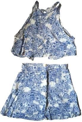 American Apparel Blue Skirt for Women