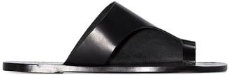 ATP ATELIER Rosa cutout sandals