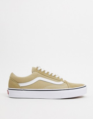 Vans Old Skool sneakers in brown