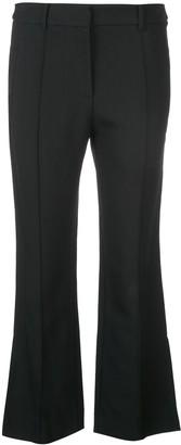 KHAITE side slits trousers