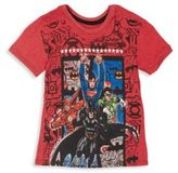 Dx-Xtreme Little Boy's Superheroes Graphic Tee