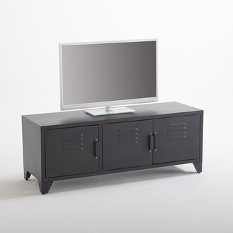 La Redoute La Hiba Industrial Style 3-Door TV Unit