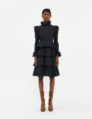Batsheva Confection Dress In Black