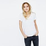 Maje Linen tee-shirt