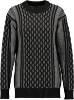 Alexander Wang Cable-knit sweater