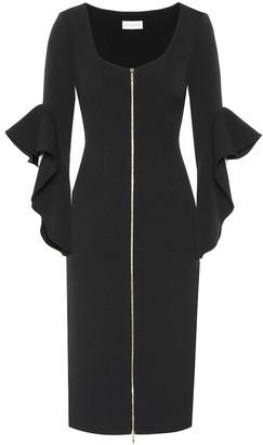 Rebecca Vallance Carline zip-front dress