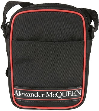 Alexander McQueen Mini Messenger Shoulder Bag