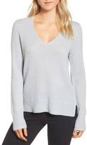 James Perse Women's Cashmere Thermal Sweater