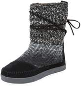 Toms Women's Nepal Mixed Media Boot