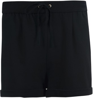 Alberta Ferretti Side Stripe Shorts