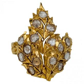 Buccellati Other Yellow gold Rings